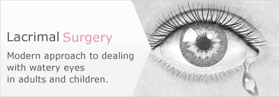 Lacrimal Surgery